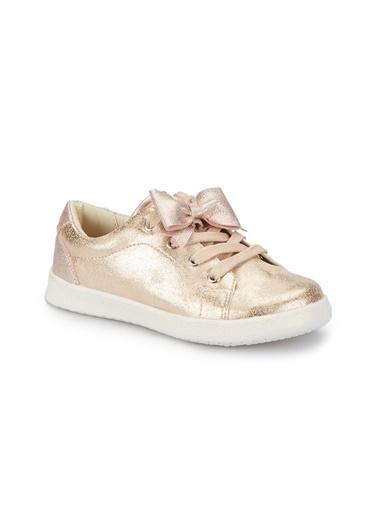 Pink Step Ayakkabı Bronz